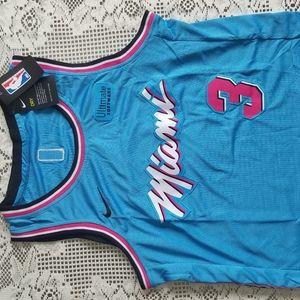 Miami Heat D Wade Jersey